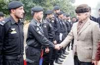 دہشت گردوں سے اپنے بہن بھائیوں کی شہادت کا بدلہ لیں گے،زیر تربیت کارپورلرزکا ..