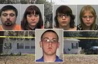 فلوریڈا میں 11 اور 15 سالہ دو بہنوں کو 16 سالہ بھائی کو سوتے ہوئے گولی مارکر ..