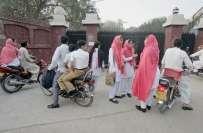 12جنوری کوسکول ہر حال میں کھلیں گے' ڈی سی او لاہور محمد عثمان