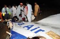 بھوجاایئرطیارہ حادثےکی حتمی رپورٹ جاری