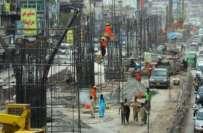 تعمیراتی پروجیکٹس پر کام کرنے والے غیر ملکی ماہرین کی سیکیورٹی غیر ..