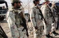 نصیر آباد،سیکیورٹی فورسز کی گاڑی بارودی سرنگ سے ٹکراگئی، کیپٹن شہید،دواہلکارزخمی