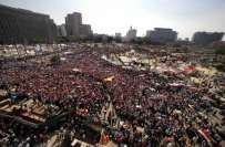 2011 میں مصر میں انقلاب لانے والے 230 افراد کو عمر قید کی سزا