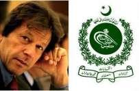 الیکشن کمشنر نے عمران خان کی سینٹ الیکشن کی خفیہ رائے شماری نہ کروانے ..