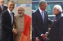 اوبامہ سے ملاقات کے موقع پر مودی کے پہنے گئے سوٹ کی نیلامی،