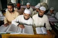 علماءکا حکومت سے تمام مدارس کے بینک اکاونٹس کھولنے کا مطالبہ