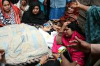 فیصل آباد: بسنت مناتے شخص کی فائرنگ سے شہری جاں بحق،وزیراعلیٰ پنجاب ..