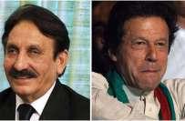 عمران خان کا افتخار چوہدری کی جانب سے ہتک عزت نوٹس کا جواب نہ دینے کا ..