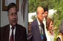 سپریم کورٹ نے اسلم بیگ کی طرف سے اصغر خان کیس میں عدالتی فیصلے کے خلاف ..