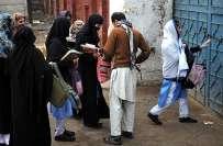 پشاور، سرکاری سکولوں میں اول جماعت تا بارھویں جماعت مفت درسی کتب فراہم ..