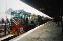 ملکی تاریخ میں پہلی بار پاکستان ریلوے میں جدید کمپیوٹر ائزڈ سگنل اور ..