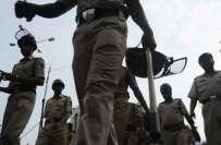 بھارت، ڈکیتی کے دوران 75 سالہ نن کا گینگ ریپ