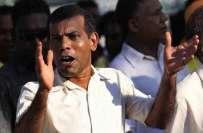 مالدیپ کے سابق صدر نشید کو 13 برس قید کی سزا