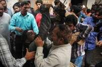 لاہور،یوحنا آباد چرچ پر حملہ رضا کار محافظوں نے بہادری کی تاریخ رقم ..