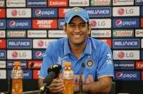 شکست کے بعد بھارتی کپتان دھونی اپنے ہی میڈیا پر برس پڑے