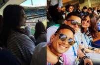 بھارتی ٹینس سٹار ثانیہ مرزا بھارتی اداکارہ انوشکا شرما کی حمایت میں ..