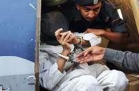 دہشتگردی کے مقدمات عام پولیس تھانوں کی بجائے کاؤنٹر ٹیر رازم فورس کے ..
