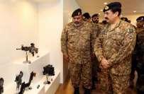 پی او ایف پاکستان کی پہلی دفاعی فیکٹری ہے ' پاکستان کی دفاعی صلاحیتیں ..