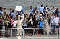 بھارت نے یمن سے پاکستان لائے گئے اپنے شہریوں کو خصوصی طیارے کے ذریعے ..