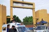 کراچی سینٹرل جیل کے قریب سے 2 مشتبہ افراد ریکی کے الزام میں گرفتار