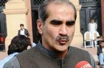 قومی اسمبلی کی ویب سائٹ سے سعد رفیق کا بطور رکن اسمبلی نام ہٹا دیا گیا، ..