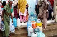پانی کا بحران مصنوعی ہے،پی پی اور متحدہ نے پیدا کیا،آفاق احمد