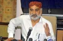میرے پاس نیٹو کا کوئی اسلحہ موجود نہیں ہے: سابق وزیر داخلہ سندھ ذوالفقار ..