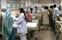 ایبٹ آباد، ڈاکٹر کی لاپرواہی سے زچہ و بچہ جان سے ہاتھ دھو بیٹھے ،ہنگامی ..