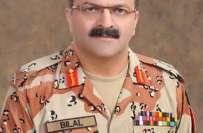 ڈی جی رینجرز سندھ کے بیان پر سرکاری بیان،حکومت نے چپ سادھ لی