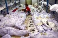 کراچی میں قیامت خیز گرمی سے ہلاکتوں کی تعداد 316 ہوگئی، مردہ خانوں میں ..