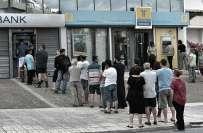 یونان کے بینک ایک ہفتے تک بند، رقوم نکلوانے پر پابندی