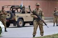 اسلام آباد میں فوج کی تعیناتی کی مدت میں3ماہ توسیع