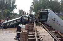 گوجرانوالہ ٹرین حادثے کی مزید تفصیلات سامنے آگئیں