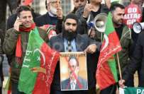 الطاف حسین کی فوج مخالف تقریر، تحریک انصاف کا الطاف حسین کیخلاف مقدمہ ..