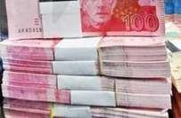 آئی ایم ایف سے قرضے کی قسط ملنے پر روپے کی قدر میں اضافہ