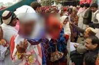 ٹانک، نواحی گاؤں گرہ شہباز میں شادی کی پہلی رات کمرے میں دھواں بھر جانے ..