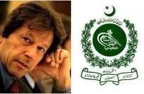 الیکشن کمیشن کا عمران خان کے مطالبے پر  فوری ردعمل نہ دینے کا فیصلہ