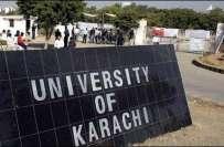 جامعہ کراچی کی پے آرڈر پالیسی نے طلباء و طالبات کی جیبوں سے 27لاکھ سے ..