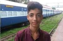 بھارت میں کھو جانے والے پاکستانی لڑکے کو  والدہ سے ملا دیا گیا