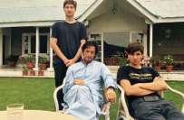 عمران خان کے بیٹوں نے پاکستان میں اپنے قیام میں توسیع کر دی، ریحام خان ..
