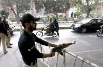 حساس اداروں نے کالعدم تنظیموں سے روابط پر 4پو لیس اہلکاروں کو حراست ..