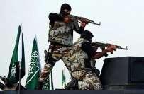 حوثی باغیوں کی سرحد پار کارروائی، تین سعودی فوجی جاں بحق