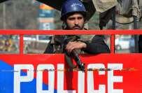 لاہور،کینال روڈ پر ناکے پر نہ رکنے پر پولیس اہلکارں کی فائرنگ سے 20سالہ ..