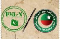لودھراں میں ضمنی انتخاب سے قبل مسلم لیگ (ن) کے 2مقامی رہنما تحریک انصاف ..