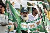 این اے 122 ضمنی الیکشن، لاہور بھر میں دفع 144 نافذ کردی گئی