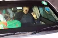 این اے 122 ضمنی الیکشن، عمران خان کل ایچی سن کالج کے پولنگ اسٹیشن میں ..