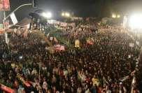 دھرنے کے اختتام کے بعد سے تحریک انصاف کو 8 ضمنی انتخابات میں شکست