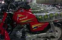 پٹرول سستا ہونے سے موٹرسائیکل کی خریداری بڑھ گئی