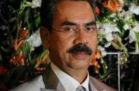 ایم کیو ایم کے رہنما سلیم شہزاد نے سیاست سے علیحدگی کا اعلان کردیا