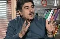 معروف صحافی و تجزیہ نگار افتخار احمد نے دنیا نیوز چینل کو خیرآباد کہہ ..